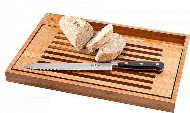 Хлебная деревянная доска