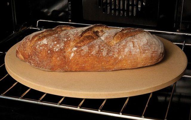 Пекарский камень для хлеба
