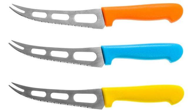 Ножи с дырками для сыров