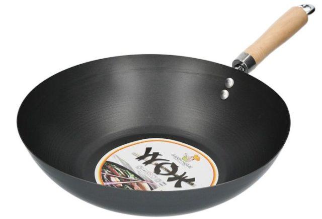 Вок для индукционной плиты