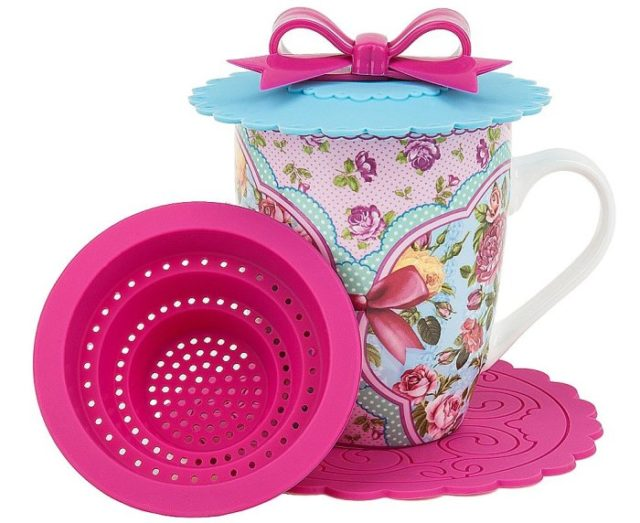 Набор для заваривания чая в кружке