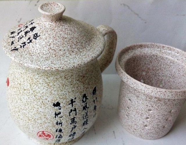 Керамика в китайском стиле