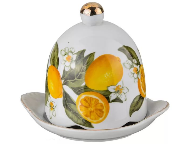 Лимонница, посуда для лимона